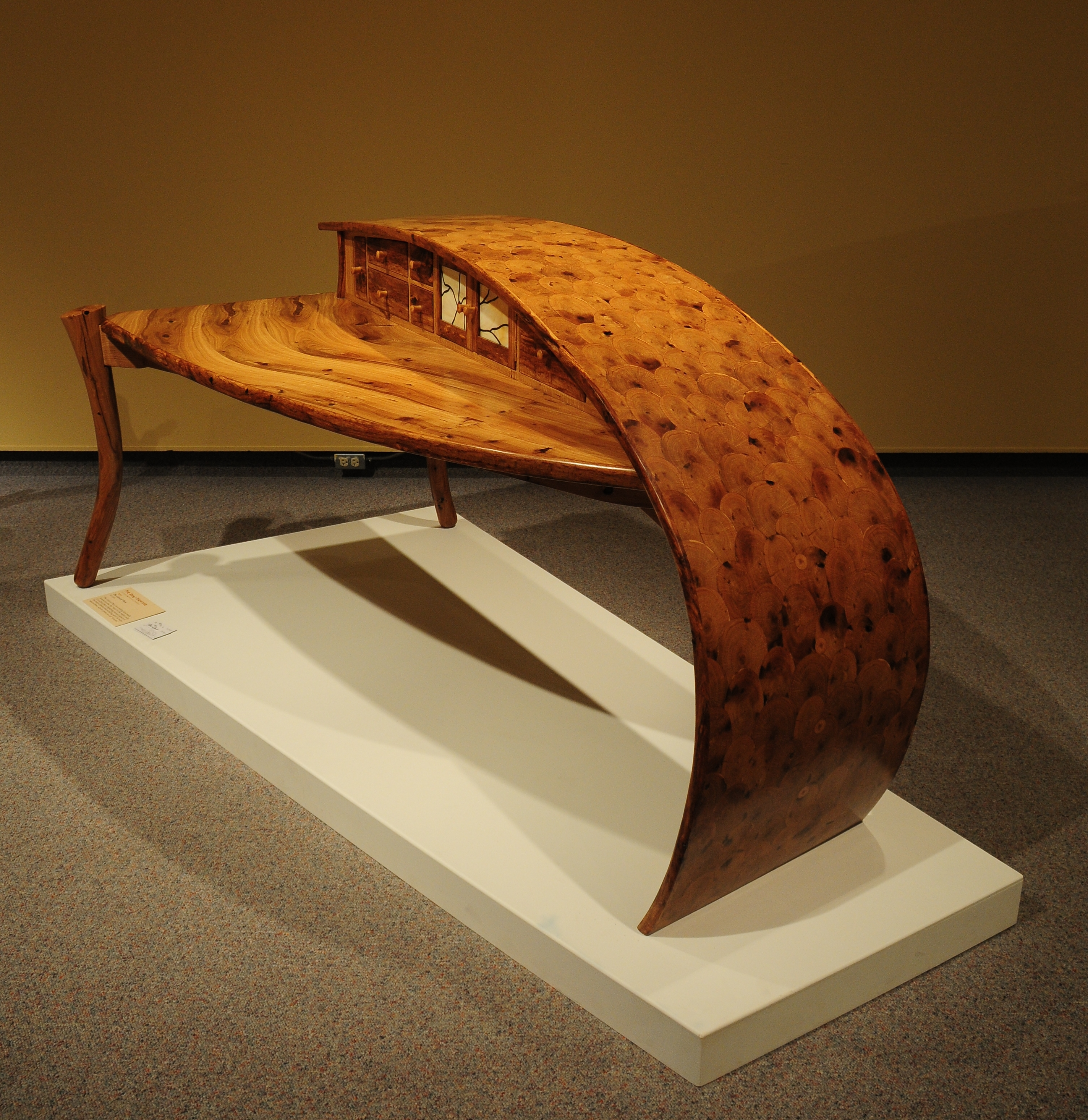 Writing Desk - The Least of These by Dan Rieple of Fine Ideas Furniture