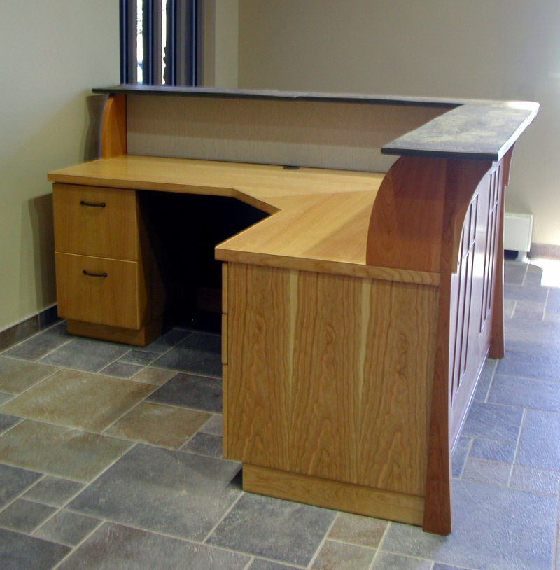 Reception desk ideas joy studio design gallery best design for Reception furniture