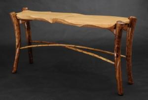 horse chestnut sideboard
