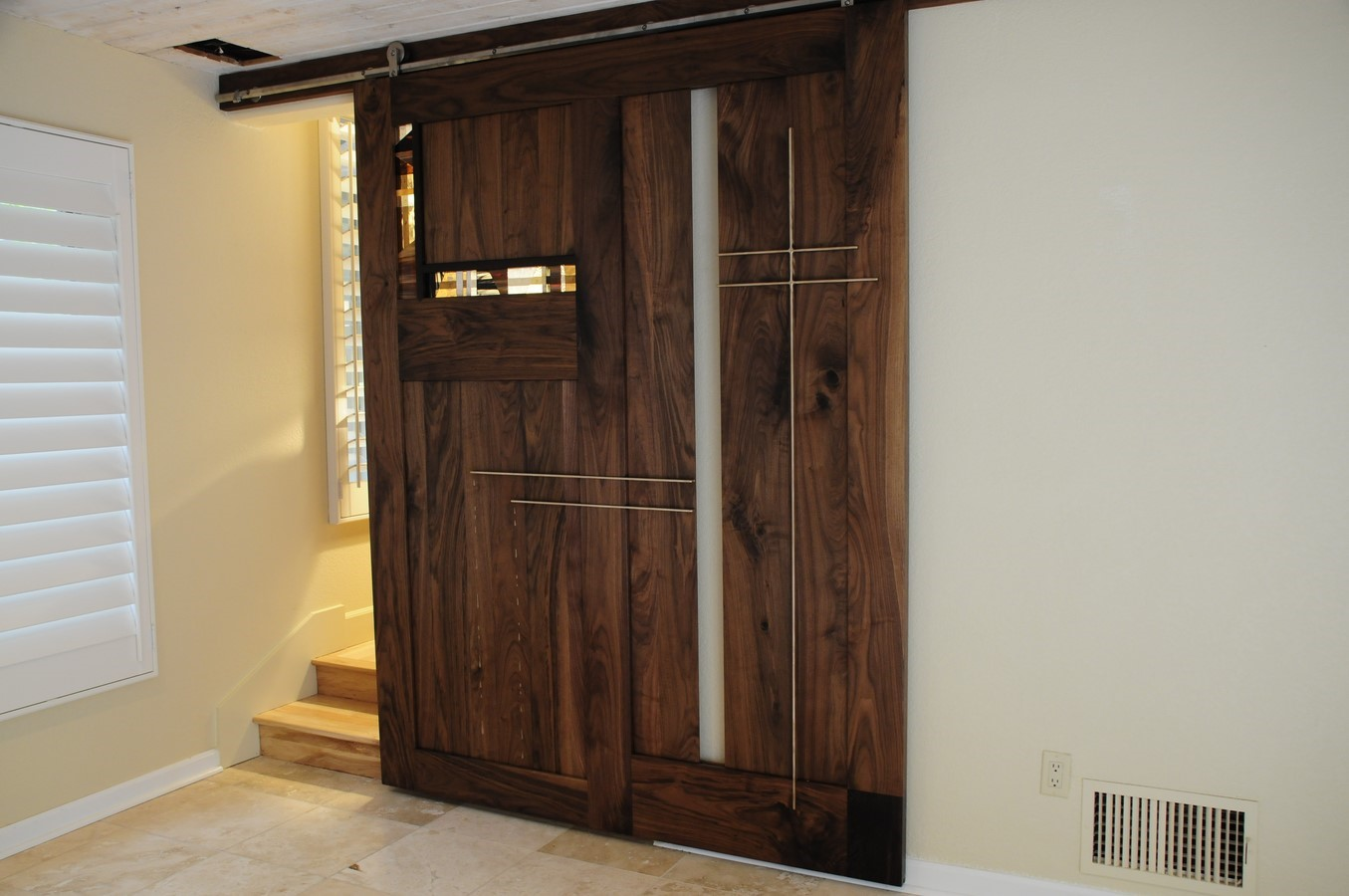 Fine Ideas Furniture Sliding Barn Door