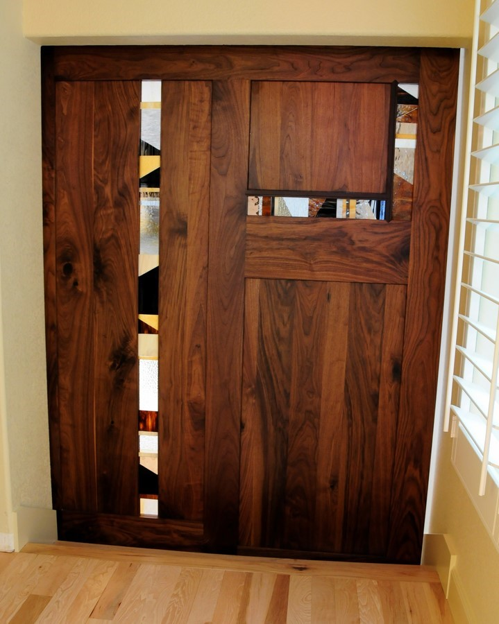 Front Sliding Door Ideas