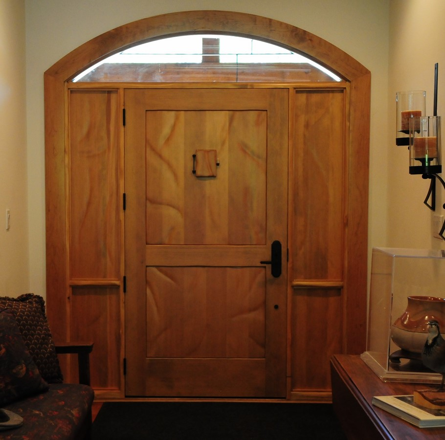 Fine Ideas Furniture Front Door Douglas Fir