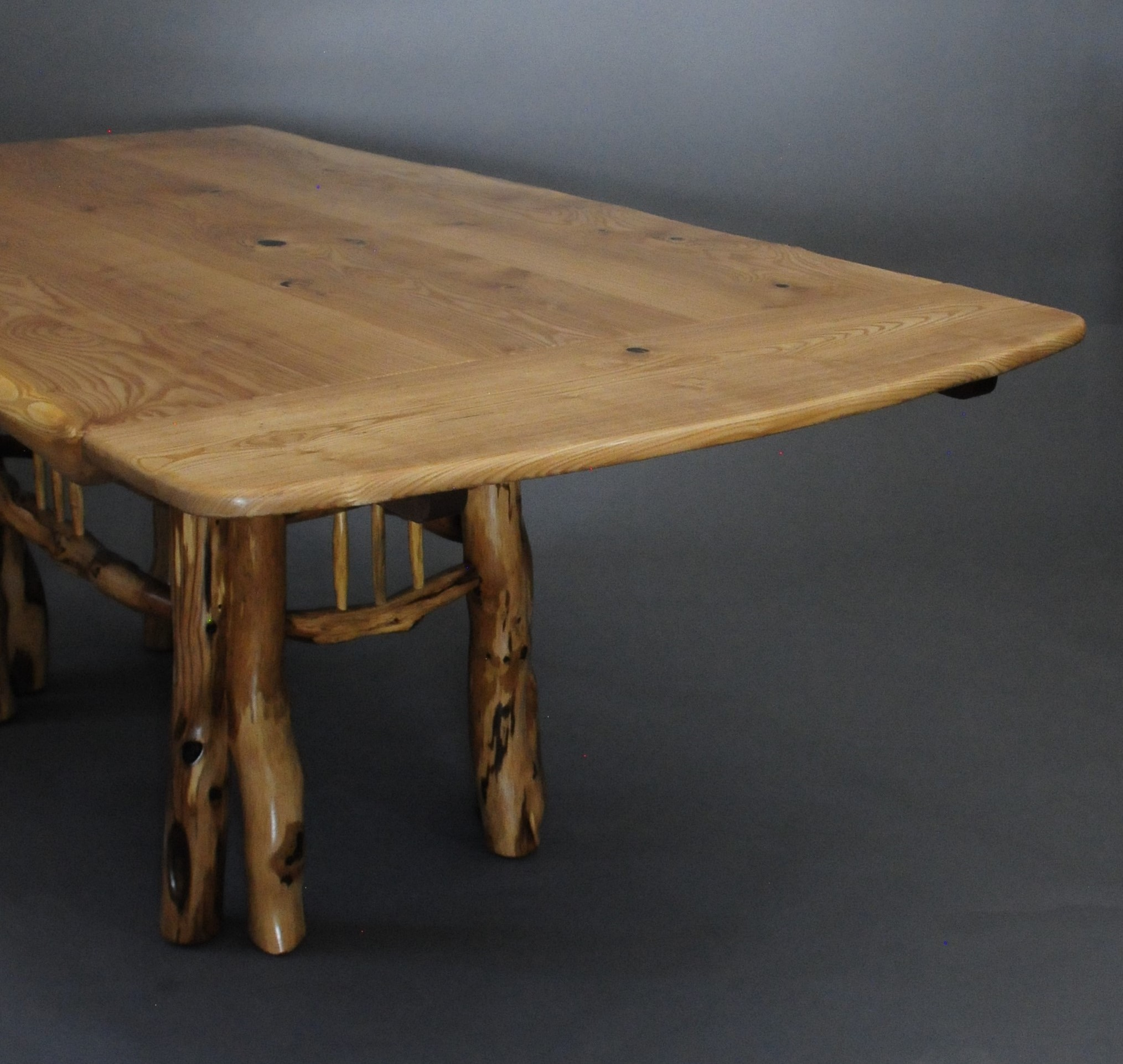 Ash Dining Table with Extension